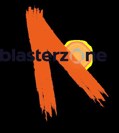 logo blasterzone